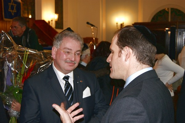 Amtseinführung Landesrabbiner (26.10.2011)
