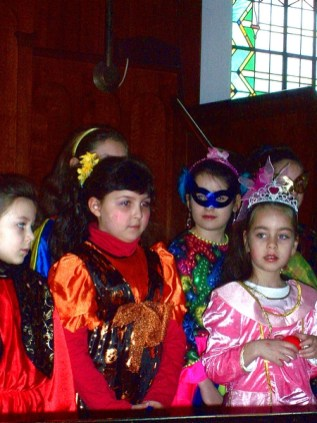Purim 2007