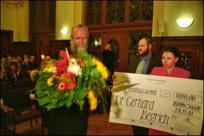 Preisverleihung 2003