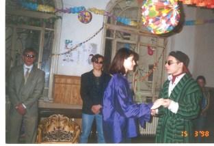 Purim 1998