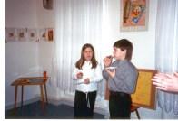 Purim 2000