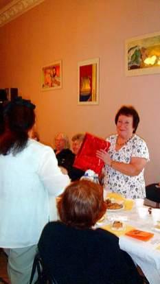 Rosch Haschana im Frauenbund 2009