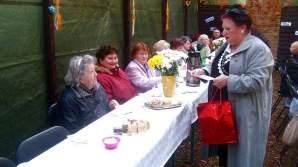 Sukkot im Frauenbund 2009