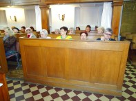 Sukkot mit Frauenbund Cottbus 2011
