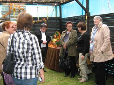 Sukkot mit dem Frauenbund Oranienburg 2012