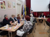 Pessach im Frauenbund 2012