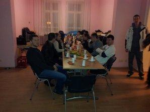 Jugendclub Treffen mit JC Magdeburg 2014