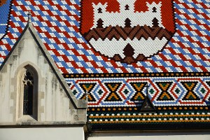 St.-Markus-Kirche, Zagreb