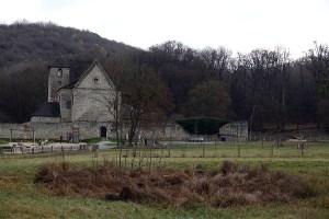 Ehemaliges Kloster St. Anna, Naturpark DIE WÜSTE Mannersdorf