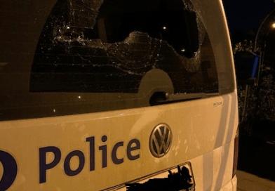 Violences contre la police à Chastre