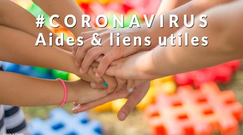 Coronavirus : les numéros et liens utiles