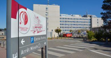 Des visites à l'hôpital autorisées mais sous conditions