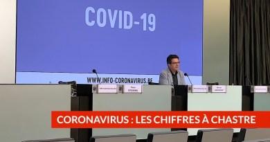 Coronavirus : les contaminations à Chastre