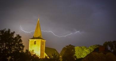 Alerte orange aux orages ce samedi