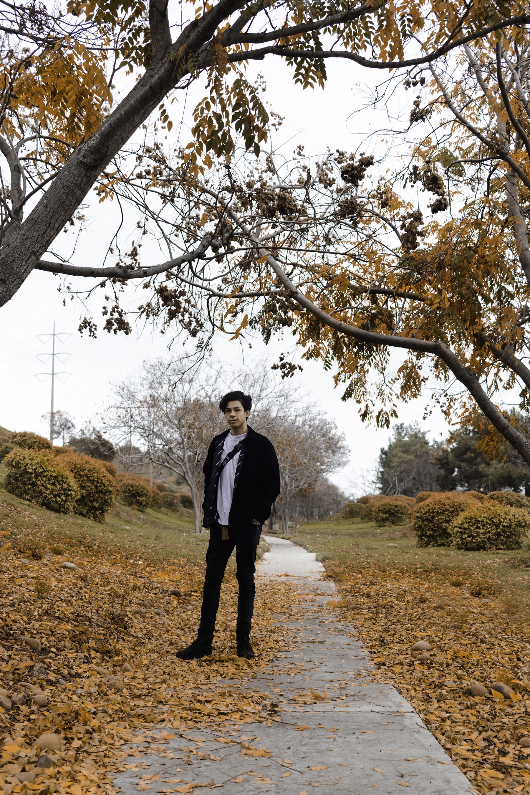Jhanna Shaghaghi Josh Ewers Autumn