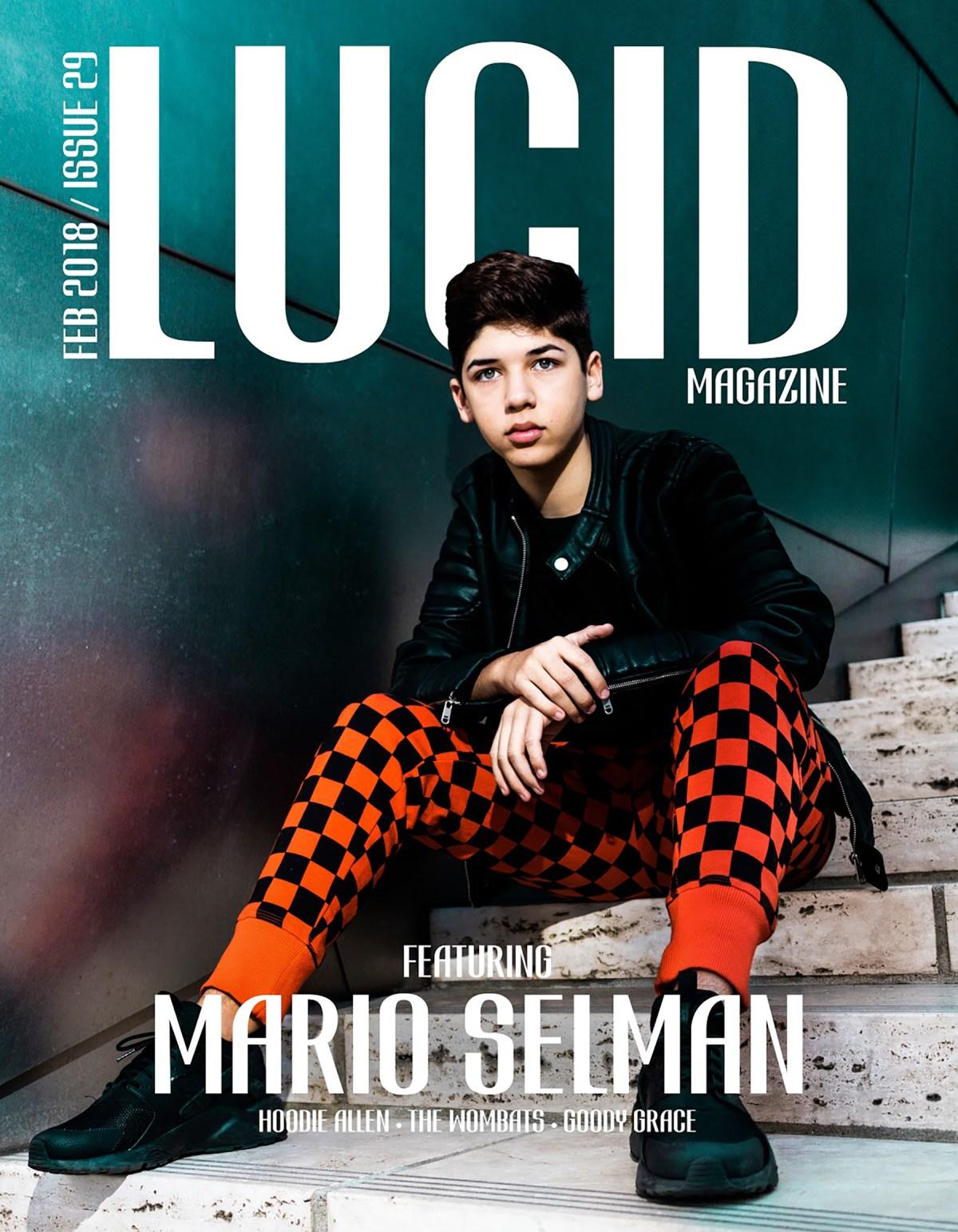 Mario Selman Lucid Magazine Jhanna Shaghaghi