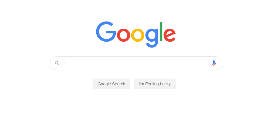 Google User Interface