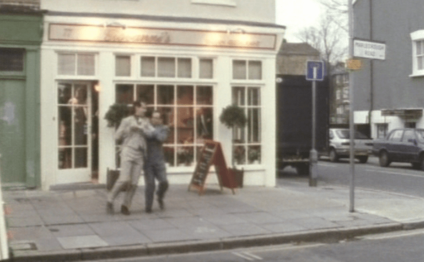 Only Fools and Horses Chain Gang Filming Locations