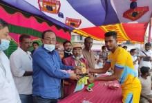 Photo of উত্তর নারায়ণপুর ফুটবল টুর্নামেন্টে যশোরের জয়