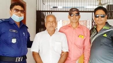 Photo of শৈলকুপায় স্কুল শিক্ষককে মারধরের মামলায় প্রধান আসামী গ্রেফতার