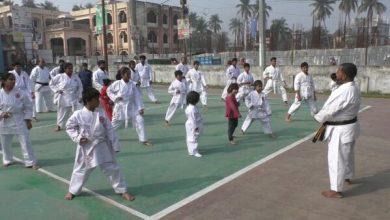 Photo of ঝিনাইদহে ২ দিন ব্যাপী কারাতে প্রশিক্ষণ শুরু