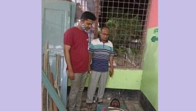 Photo of কালীগঞ্জে আখ বোঝাই পাওয়ার টিলার উল্টে চালক নিহত