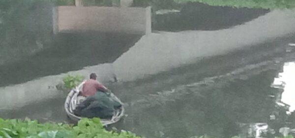 ঝিনাইদহের কুমার নদীতে নিষিদ্ধ জাল দিয়ে অবাধে মাছ শিকার/বিলুপ্তির পথে দেশীয় মাছ