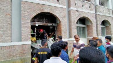 Photo of ঝিনাইদহ আদালত মালখানায় বিস্ফোরন ঘটনায় দুটি তদন্ত কমিটি গঠন(ভিডিও)