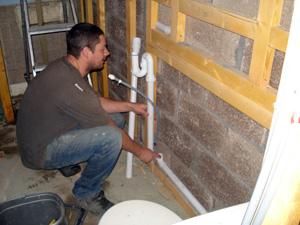 John Horton - JHDS Edinburgh Plumbing & Tiling (Bathroom Install)