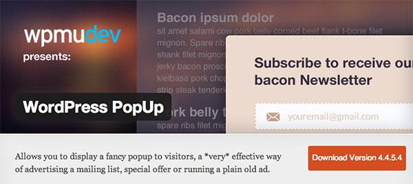 wordpress-popup