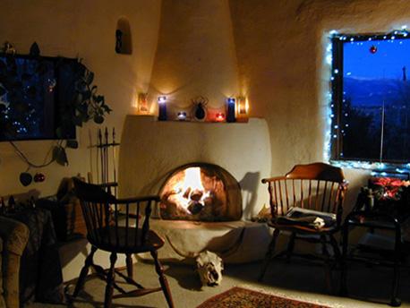 Christmas in Taos