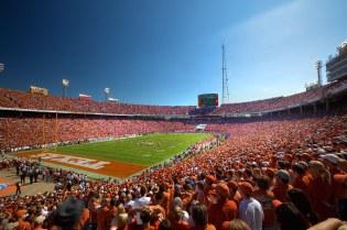 Cotton Bowl Texas-OU 2009