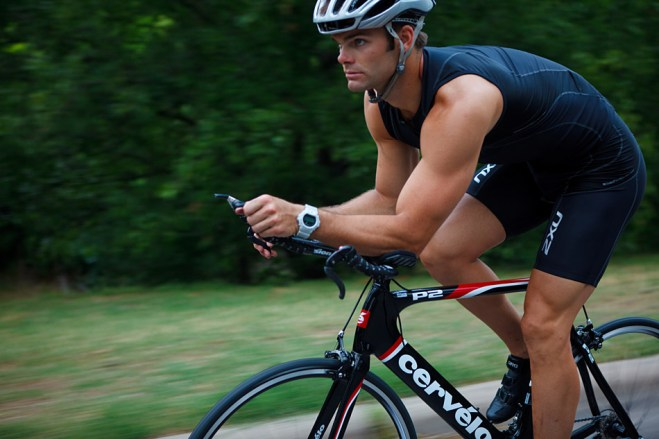 Triathletes for the Bicycle Sport Shop