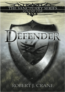 Defender - Book Cover