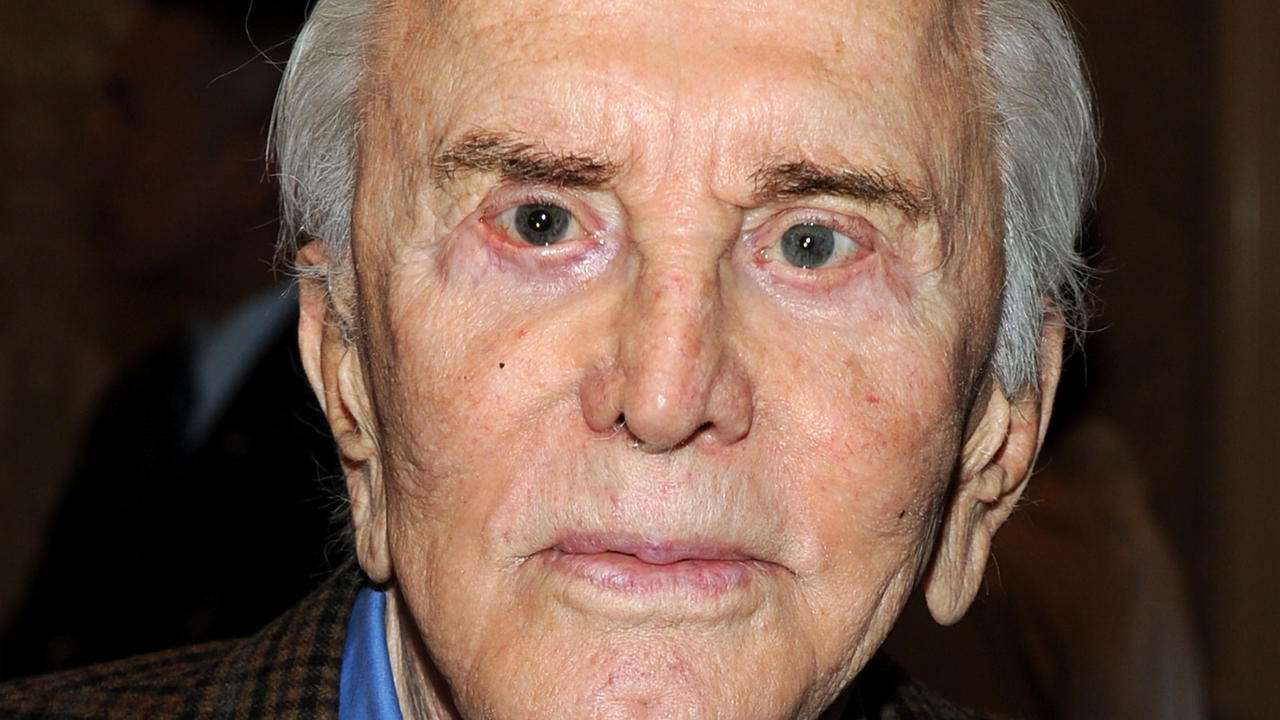 Kirk Douglas Has Celebrated His 100th Birthday!