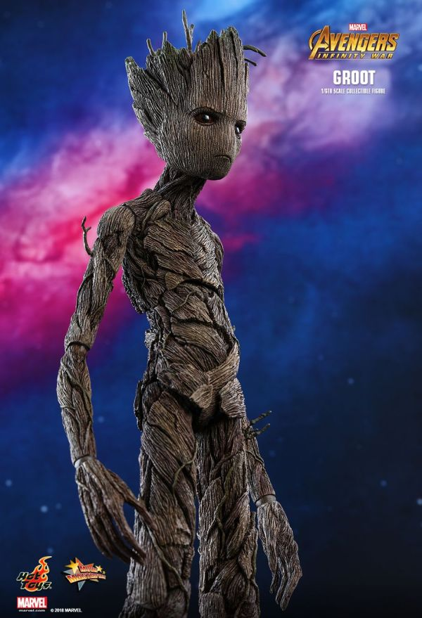 Hot Toys Avengers Infinity War Groot