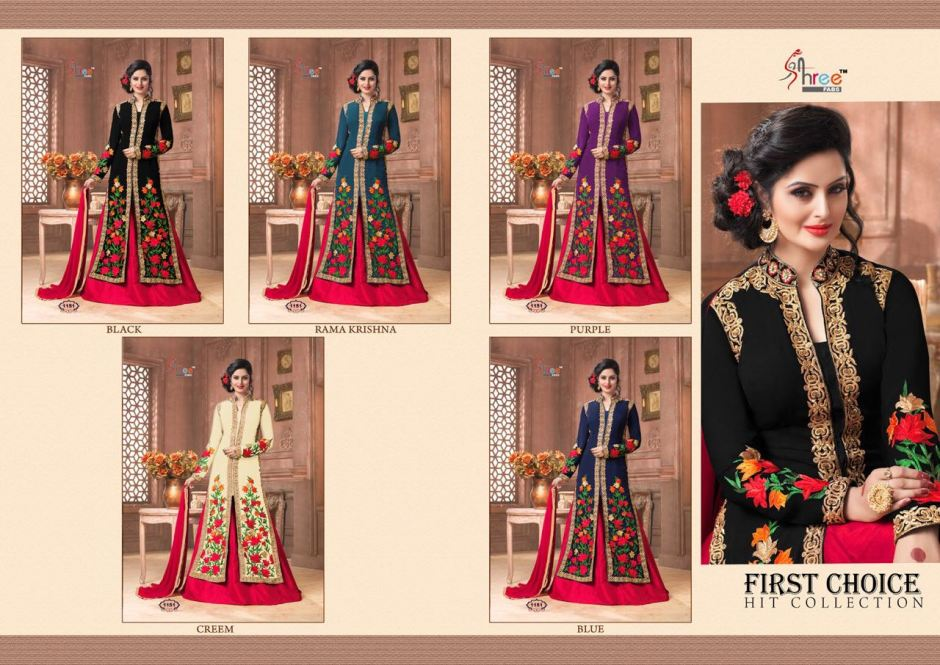 shree fabs first choice hit collection salwar kameez catalog