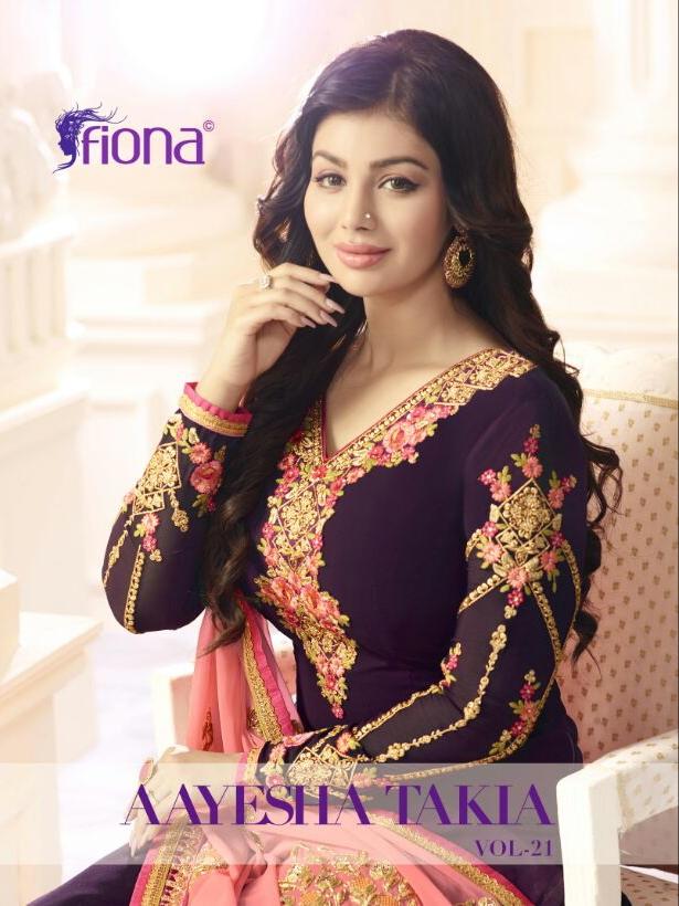 Fiona aayesha takia vol 21 salwar kameez collection online seller