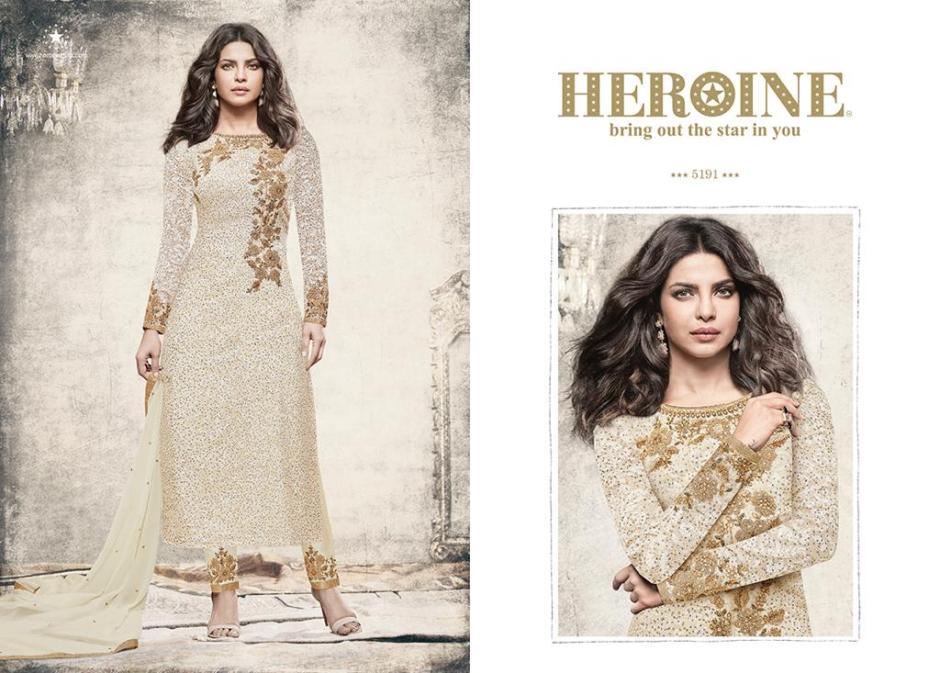 Jinaam dress brings new catalouge herione stardiva 2 salwar kameez collection wholesale rate