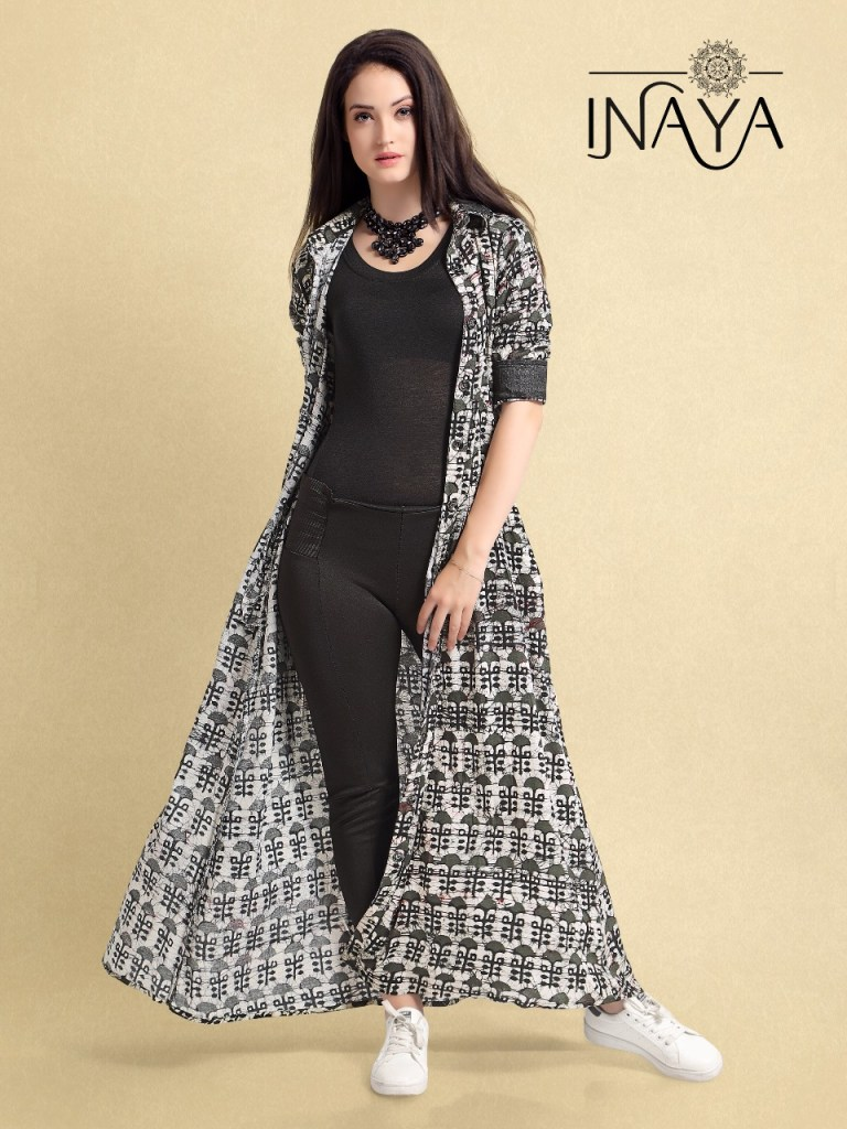 Libas studio maxi shirt k-16 partywear style kurti gowns catalouge at best rate
