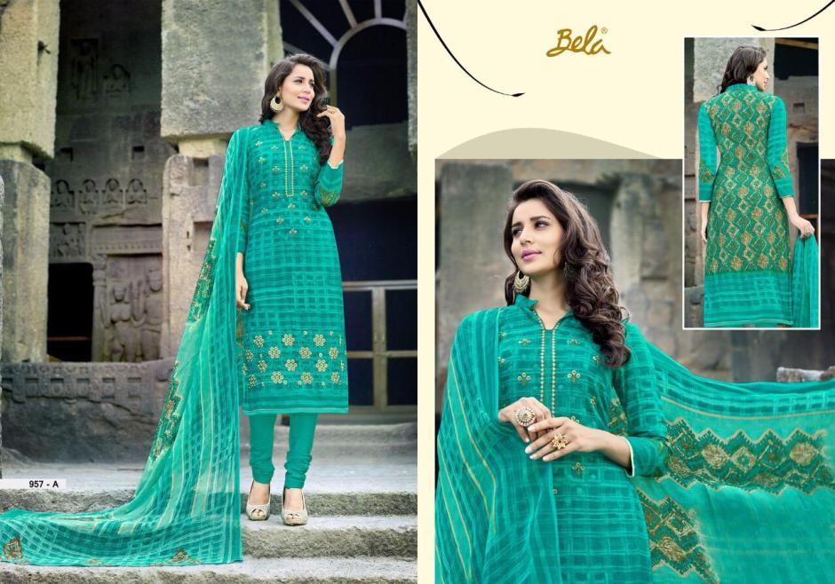 Bela fashion naaz vol 3 salwar kameez catalog at wholesale rate