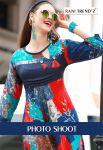 Rani trendz photoshoot kurties collection at wholesale rate