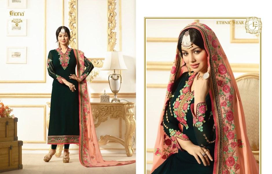 Fiona ayesha takia vol 24 Salwar Kameez collection