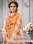 Shree fabs gujarish vol 2 salwar kameez collection