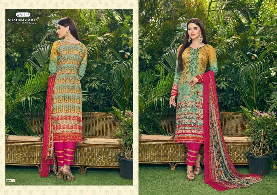 Shahnaz arts zeenat vol 2 salwar Kameez Collection dealer