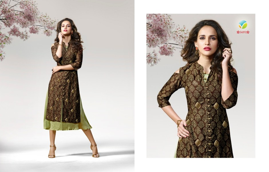 Vinay fashion tumbaa twinkle kurties Catalog dealer