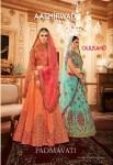 Aashirwad creation Padmavati lehangas Collection wholesale
