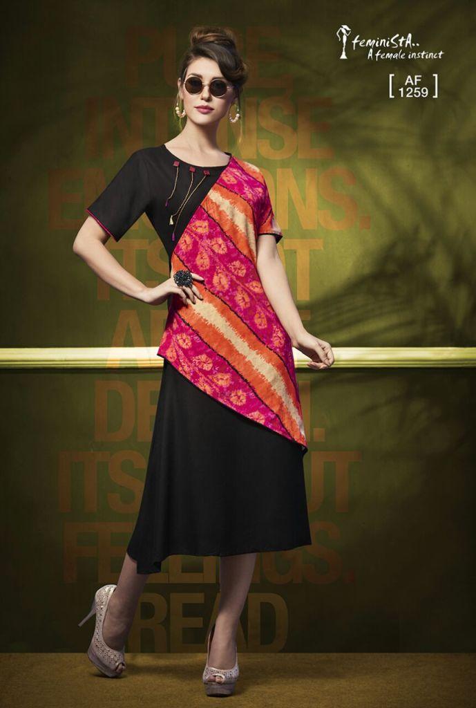 Arena fashion glamitude Kurties Catalog Supplier At Wholesale Price