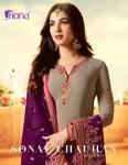 Fiona sonal Chouhan heavy Dupatta Salwar Kameez Collection Dealer