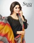 Kapil trendz silky slub Salwar Kameez collection